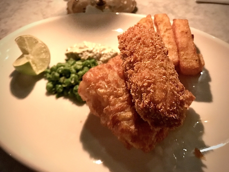 2019 12 18 Ed Castle Pub Fish And Chips