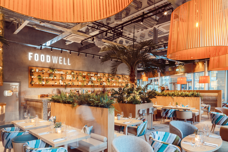 2020 01 10 Foodwell Interior Restaurant