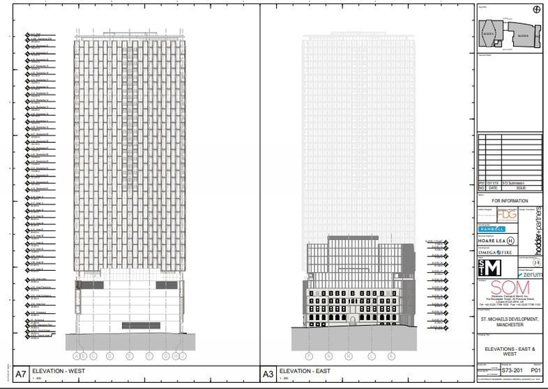2020 01 21 St Michaels Western And Eastern Elevations