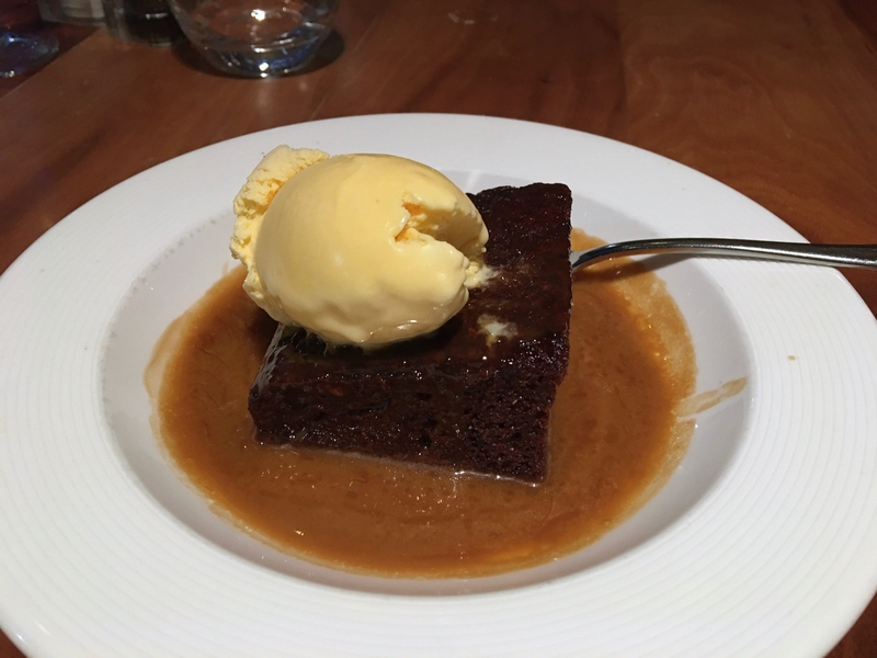 2020 01 21 Blakes Sticky Toffee Pudding