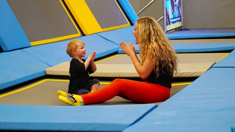170406 Little O Toddler Trampolining 1108X623