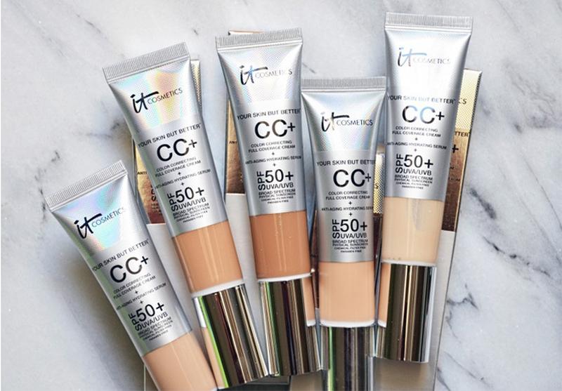 18 06 25 It Cosmetics Cc Creams