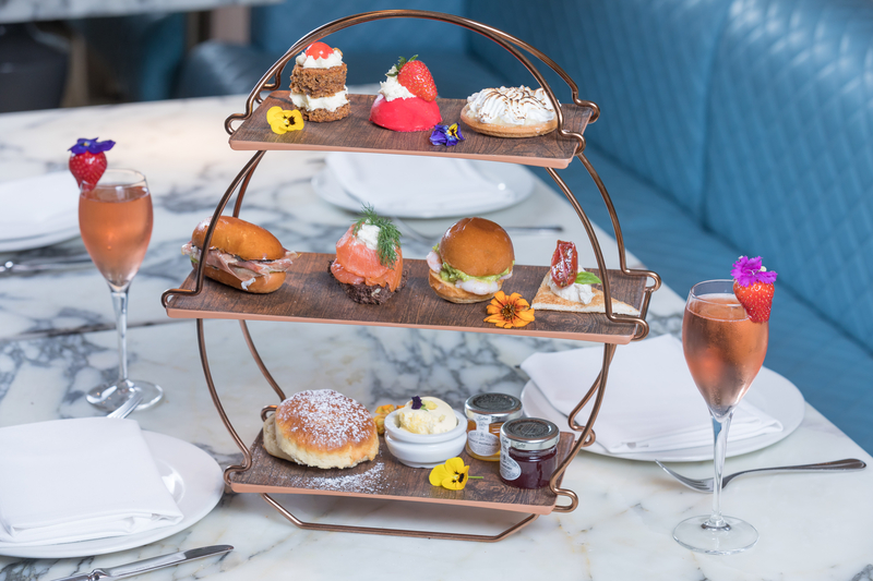 Afternoon Tea At Cicchetti