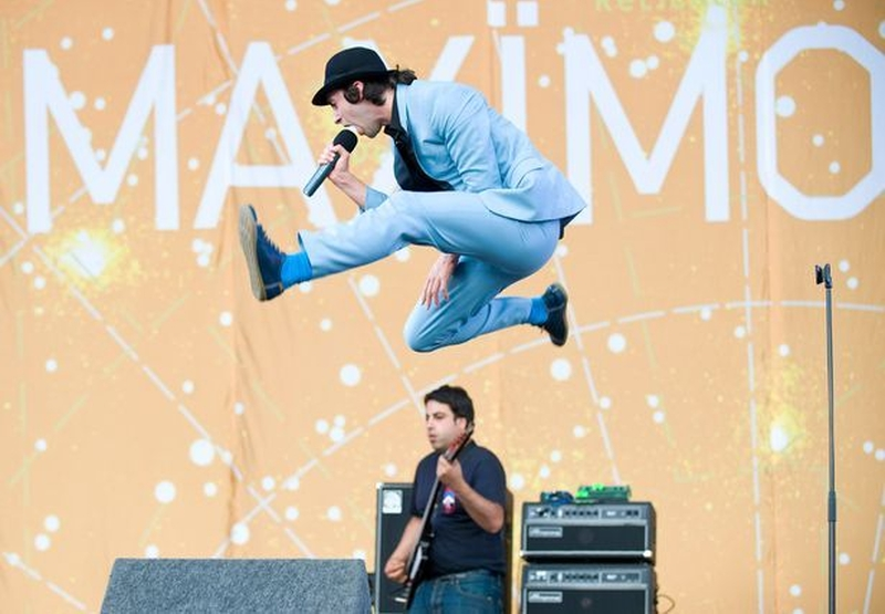 170328 Live At Leeds Maximo Park