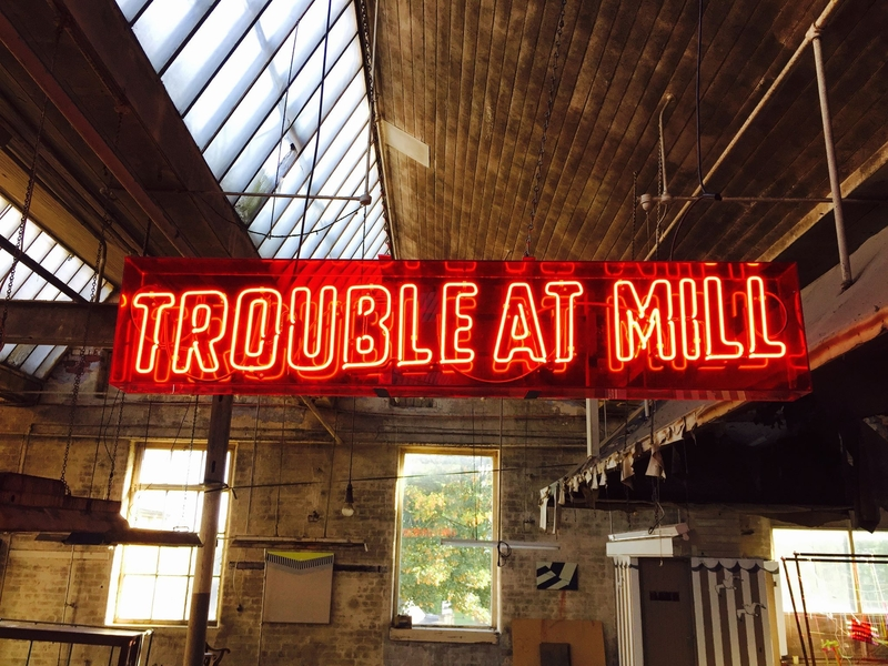 170331 April Trouble At Mill