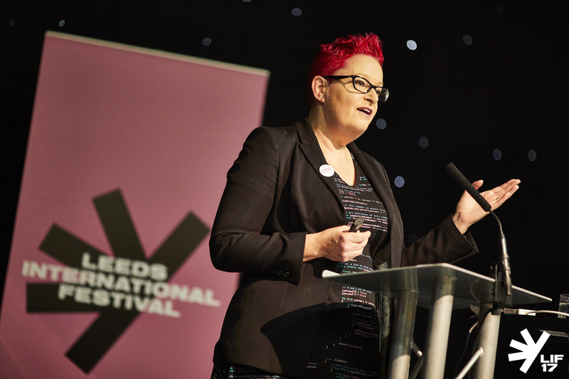 170502 Empowering Women Dr Sue Black By David Lindsay
