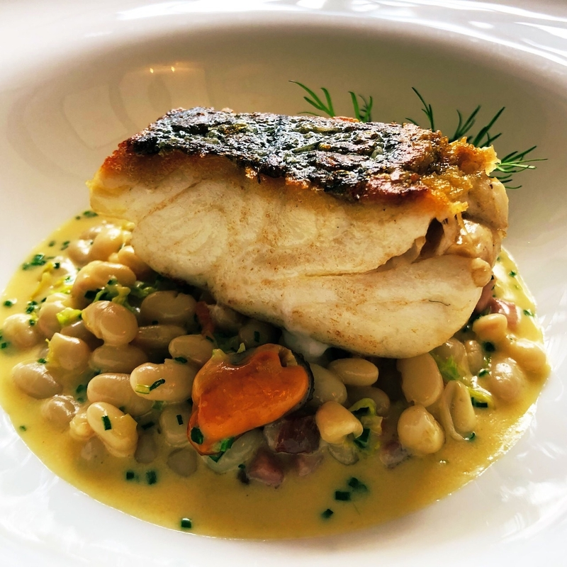 2019 03 18 Art School Hake Cassoulet