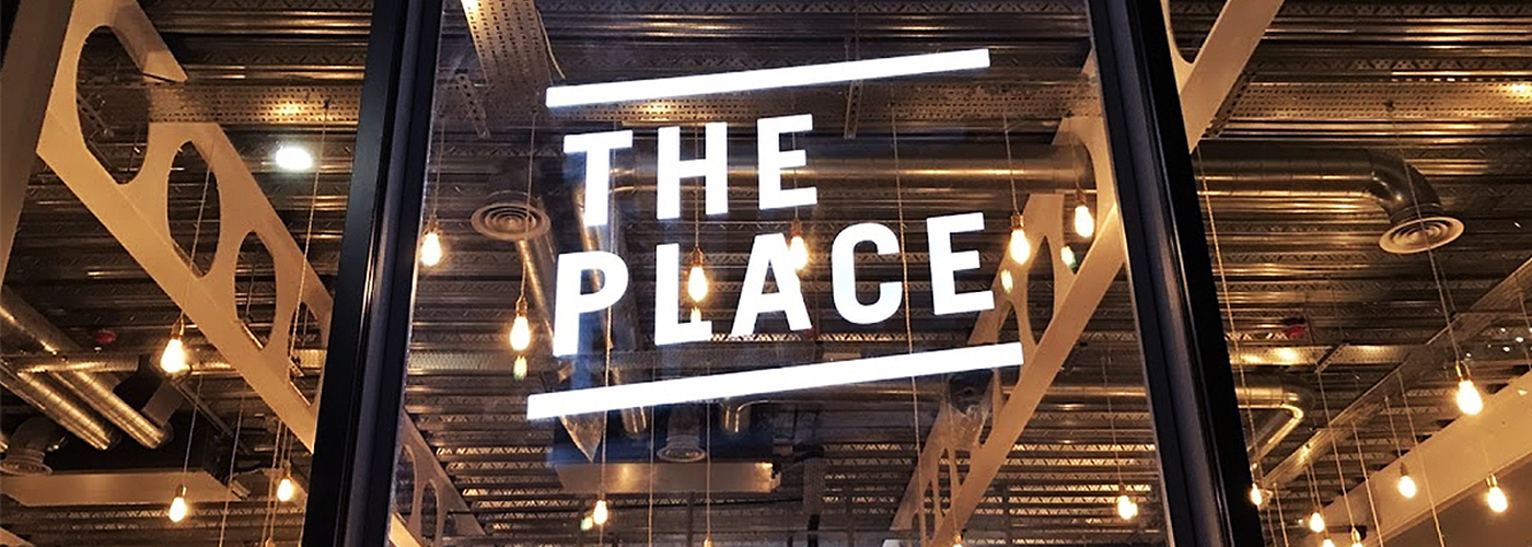 170405 The Place Sign