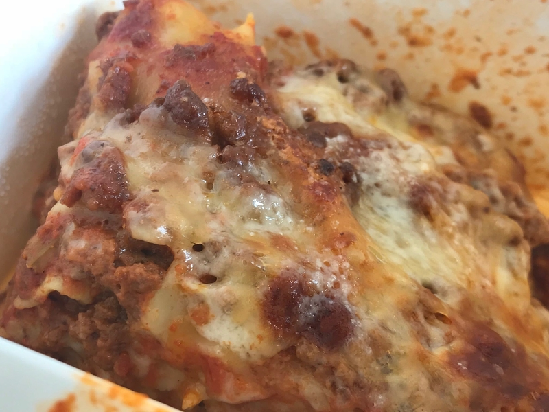 180212 Poco Review Leeds Lasagne Close Up