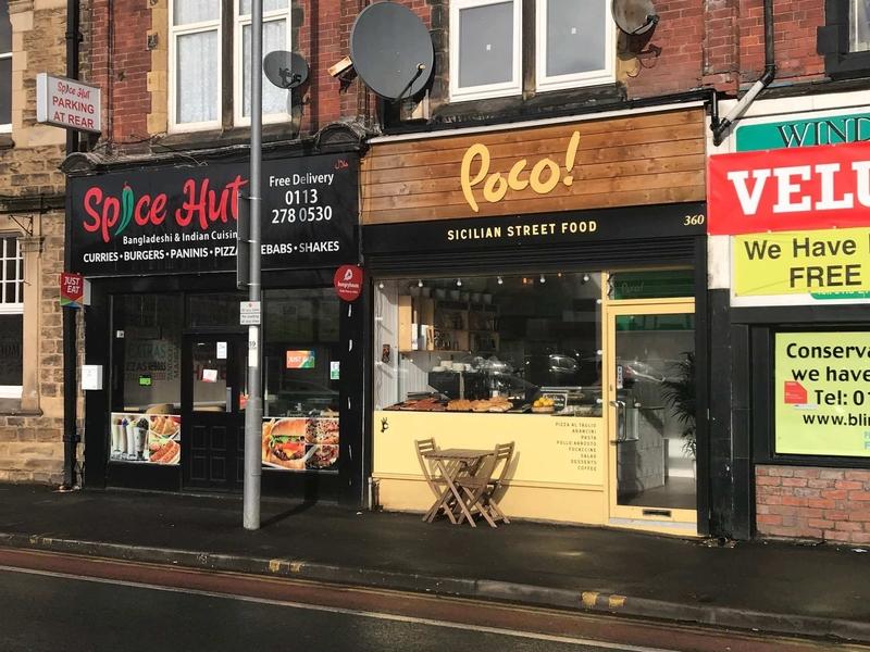 The Best Arancini In Leeds Poco Sicilian Street Food