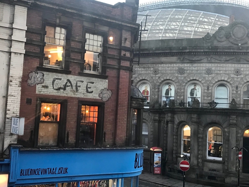180227 Kirkgate Call Lane Bar Crawl Lils Cafe Facng Corn Exchange