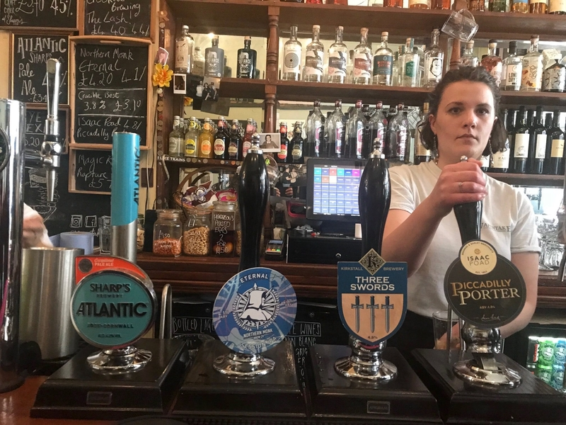 180227 Kirkgate Call Lane Bar Crawl Wapentake Bar