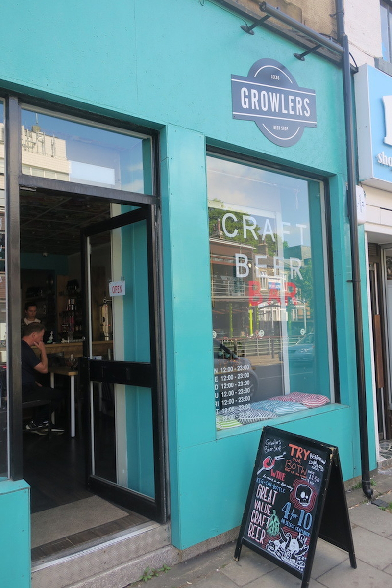 20180531 Growlers Exterior 2