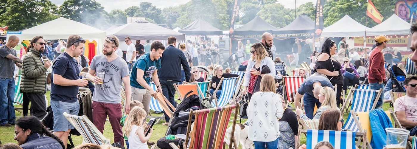 2018 29 06 Roundhay Food Festival