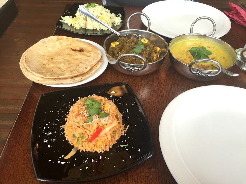 2018 07 16 Hansas Gujarati 2018 07 11 Main Course
