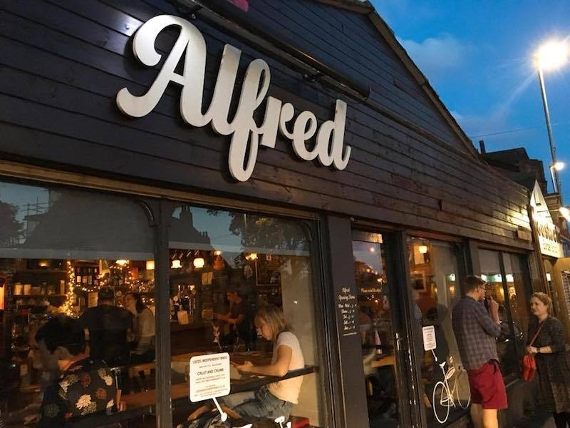 2018 10 16 Meanwood Crawl Alfred