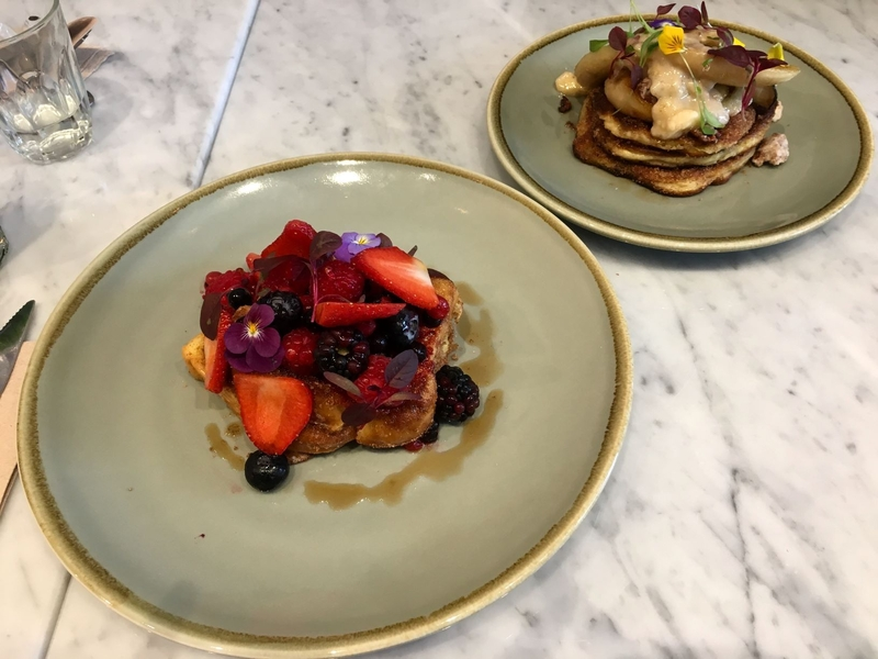 2018 10 12 Gron Kafe French Toast