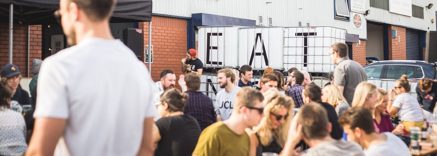 Leeds Indie Food North Brewery