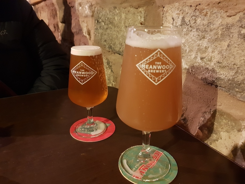 2019 01 20 Terminus Large And Small Meanwood Brewery Glasses