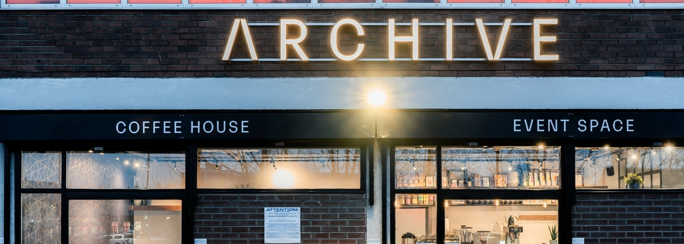 Archive Coffee House