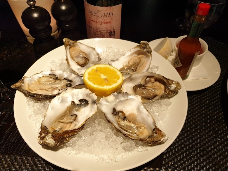 2019 03 07 Dakota Review Leeds060319 Dakota Oysters
