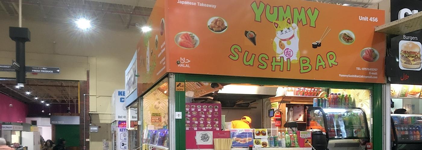 Tacky But Delightfully So Yummy Sushi Bar Kirkgate