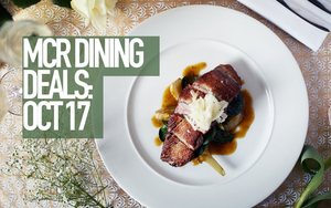 Manchester Dining Deals October 2017 Header