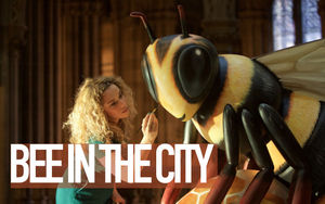 Bee In The City Header