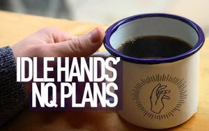 Idle Hands Coffee Header