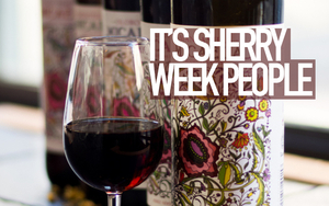 Sherry Week Header