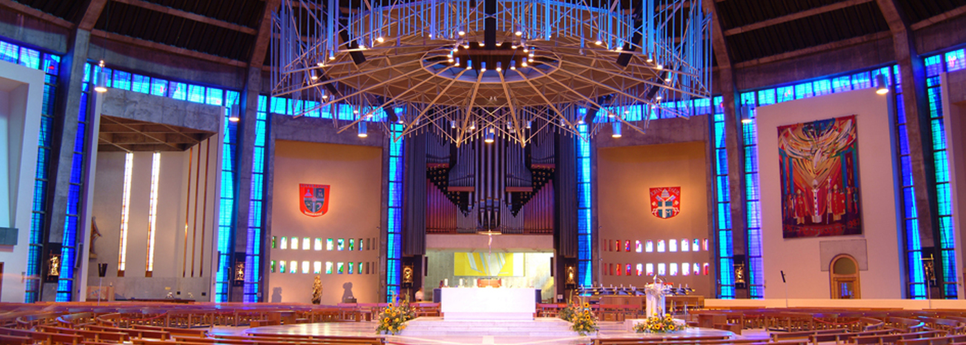 20170502 Photo Courtesy Of Liverpool Metropolitan Cathedral