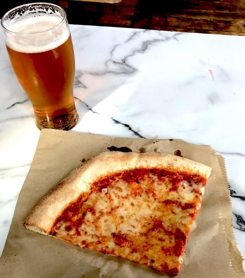 Pizza Wars American Pizza Slice V Nightcrawler