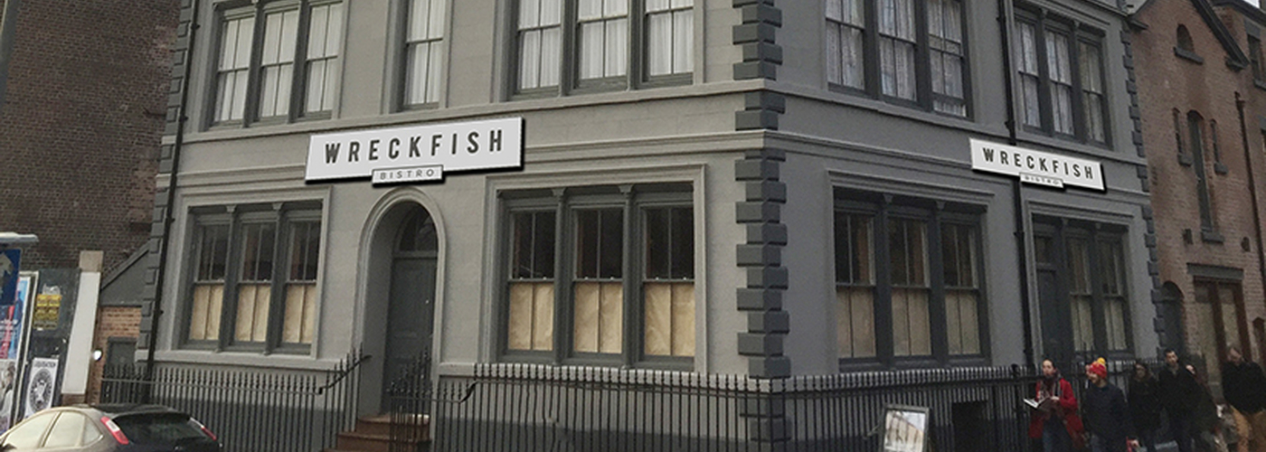 Wreckfish Liverpool