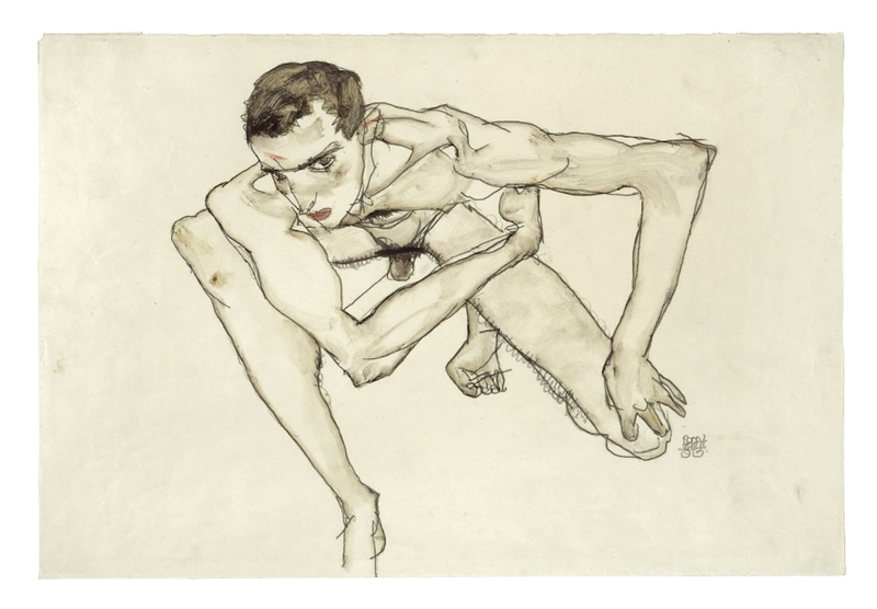 180501 Things To Do Liverpool Egon Schiele 1
