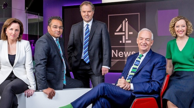 20180530 Channel Four News Team