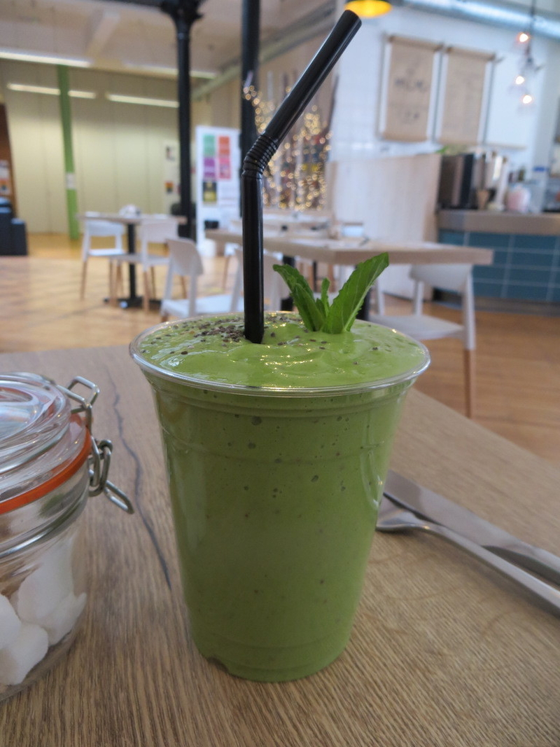 2018 06 05 Green Smoothie