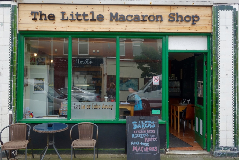 The Little Macaron Shop Pie Man Theshop