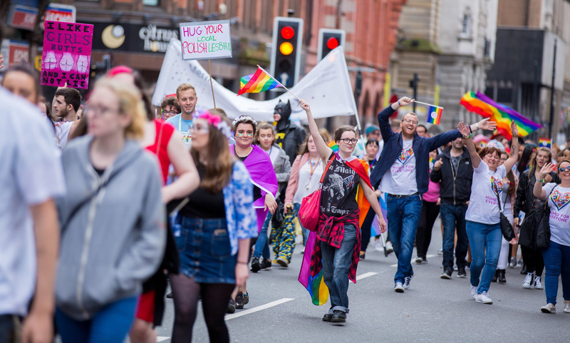 2018 06 21 Liverpool Pride March