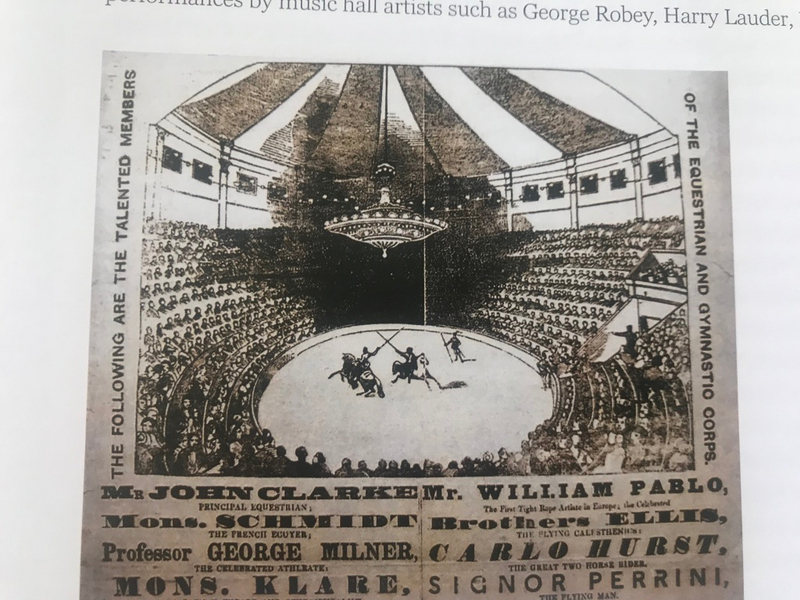 180622 Liverpool Musical Landscapes Cookes Royal Ampitheatre Of Arts On The Original Site Of The Royal Court