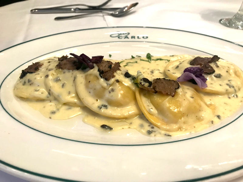 2018 07 26 Liverpool Best Dishes July Truffle Ravioli San Carlo