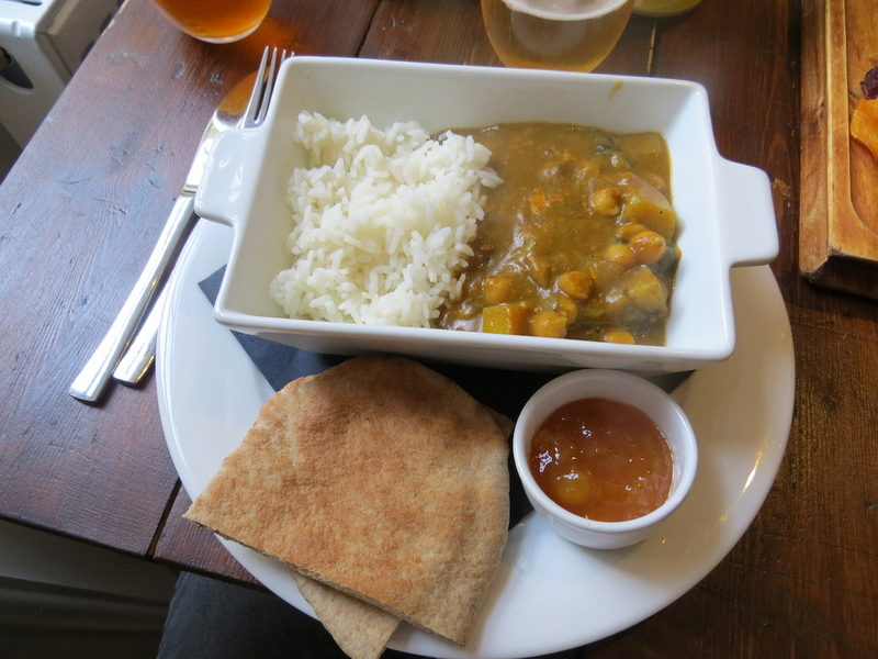 2018 07 26 Joro Review 2018 07 23 Potato Spinach And Chickpea Curry