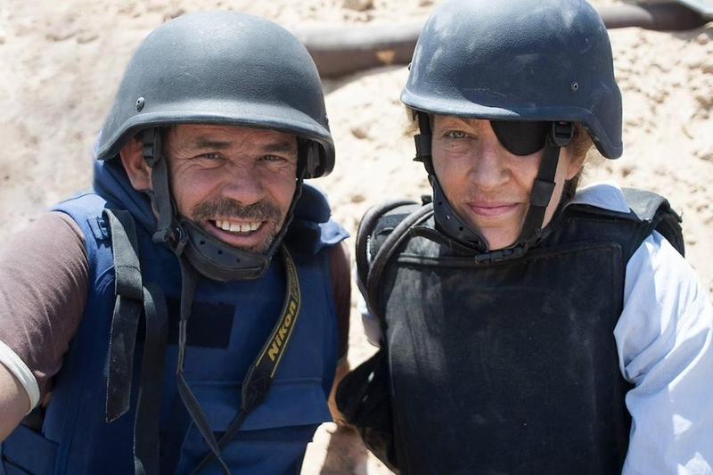 2018 08 29 Under The Wire Paul Conroy And Marie Colvin