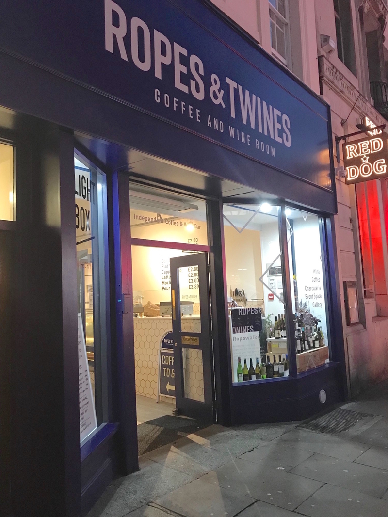 2018 09 21 Rope And Twines Exterior