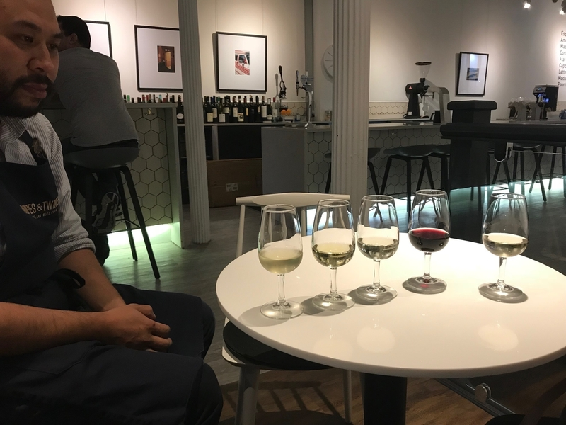 2018 09 21 Rope And Twines Wine Samplers