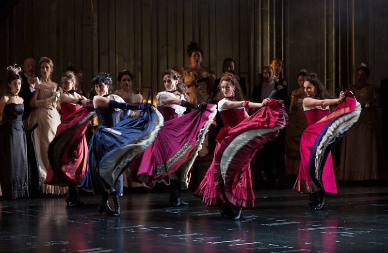 2018 10 17 Welsh National Opera La Traviata