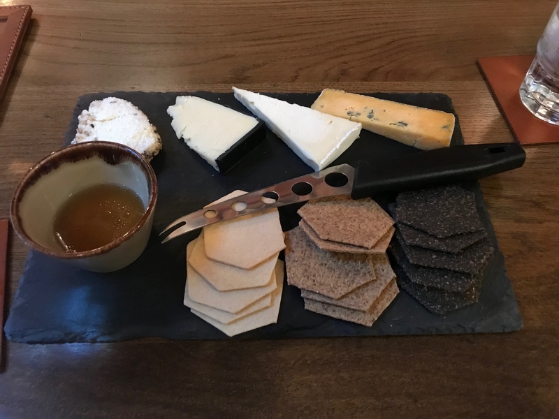 2018 19 11 Royal Instituion Liverpool Alt Cheese Board Copy