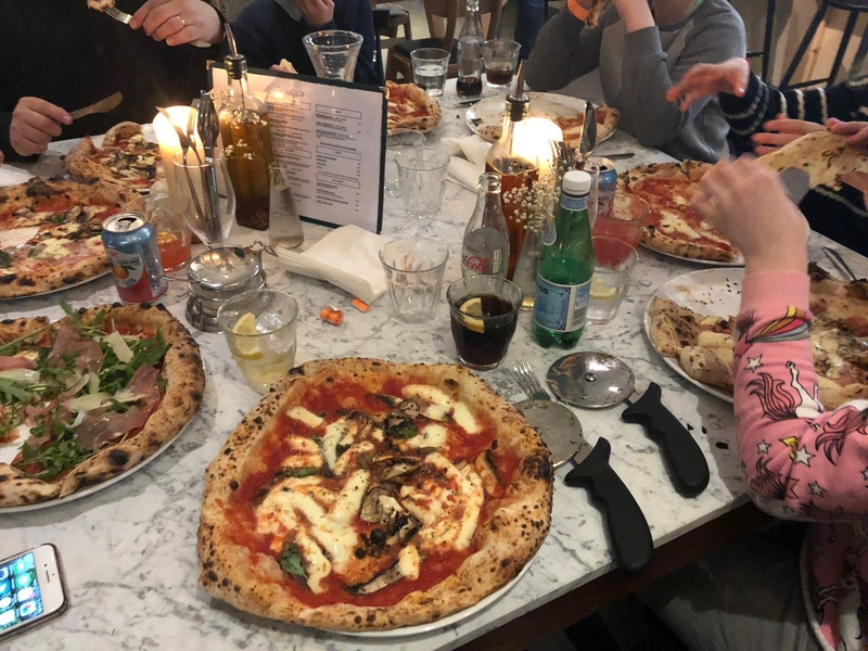2018 11 30 Rudys Liverpool Pizzas