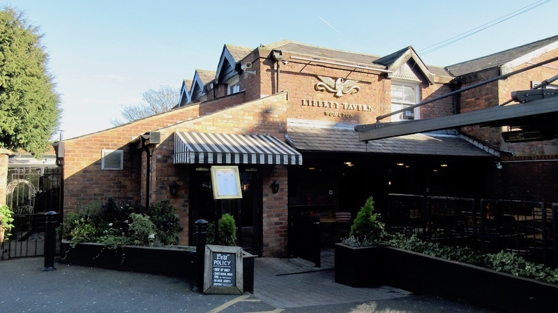 2019 03 01 Liberty Tavern Woolton Review Liberty Tavern5