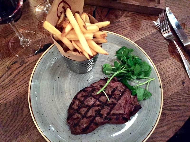 2019 03 01 Liberty Tavern Woolton Review Rump Steak