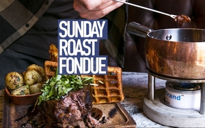 20171003 Bock Biere Cafe Meat Sunday Fondue Thumb